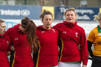 Ireland Women v Wales Women, Ladies 6 Nations Round 1, Donnybrook Stadium, Dublin, Ireland.  6th February 2016