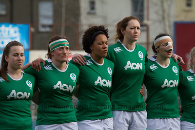 zoe Grattage, Ailis Egan, Sophie Spence, Mary Louise Reilly, Paula Fitzpatrick