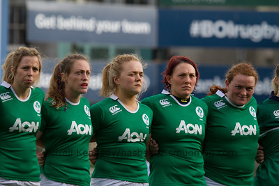 Aine Donnelly, Elise O'Byrne White, Cliodhna Moloney, Lindsay Peat, Fiona Reidy