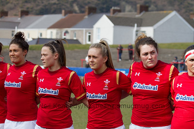 Cerys Hale (Dragons / Pontyclun),Siwan Lillicrap (Ospreys/ Skewen),Sian Williams (Dragons / Worcester)