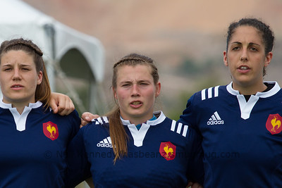 France vs. USA, Women's Rugby Super Series, Game 2, Regional Athletics Complex, Salt Lake City, Friday, July 1