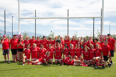 Canada vs. France, Women's Rugby Super Series, Game 5, Regional Athletics Complex, Salt Lake City, Saturday, July 9