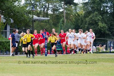 160822 EnglandW u20 - CanadaW u20 Game 2