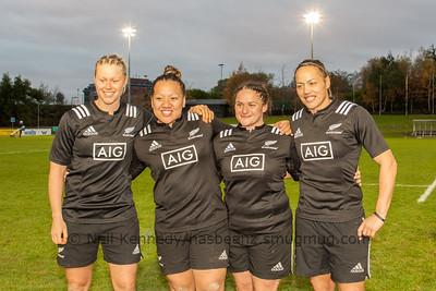 Ireland Women v New Zealand Black Ferns, Autumn International, University College Dublin Bowl, 27th November 2016