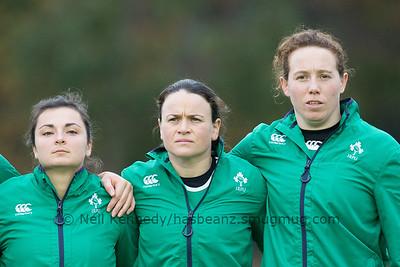 Mary Healy, Jackie Shiels, Niamh Kavanagh