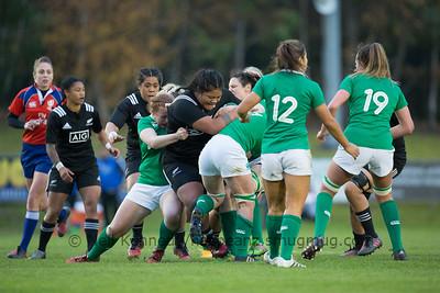 Aotearoa Mata'u is tackled