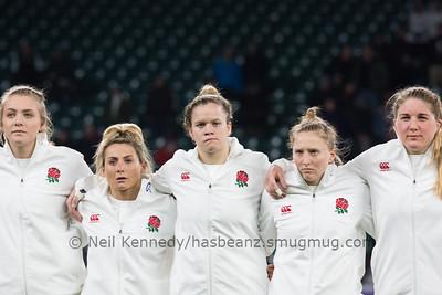 Zoe Aldcroft, Vicky Fleetwood, Justine Lucas, Emily Scott, Poppy Cleall