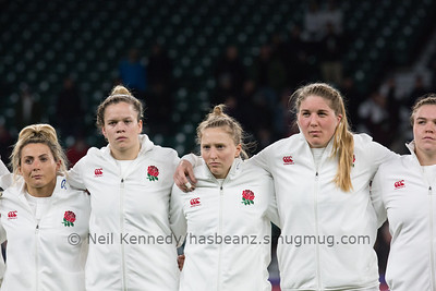 Vicky Fleetwood, Justine Lucas, Emily Scott, Poppy Cleall