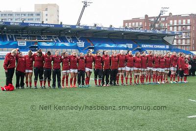 Wales team
