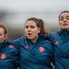 u20 England Women v France Women, Esher RFC, London, 25th Feb 2017