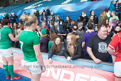 Becki Belcher, Abbie Parsons and Claire Molloy - Bristol team mates