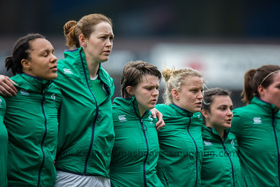 Sophie Spence, Marie-Louise Reilly, Ciara Griffin, Claire Molloy, Mary Healy