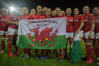 Siwan Lillicrap, Shona Powell Hughes, Carys Phillips, Jodie Evans, Gemma Rowland, Jasmine Joyce, K=Jess, Kavanagh Williams, Alisha Butchers, Sian Moore, Amy Evans, Mel Clay, Rebecca Rowe, Rebecca De Filippo
