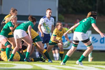 Ireland v Australia, WRWC 2017 Round 1, 9th August 2017, Billings Park,  University College Dublin, Ireland