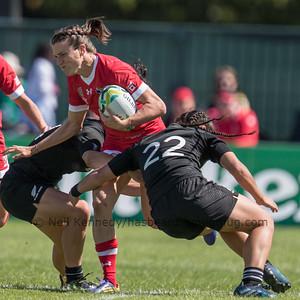 Canada v New Zealand, WRWC 2017 Round 3, 17th August 2017, Billings Park,  University College Dublin, Ireland