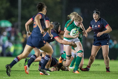 France v Ireland, WRWC 2017 Round 3, 17th August 2017, UCD Bowl,  University College Dublin, Ireland