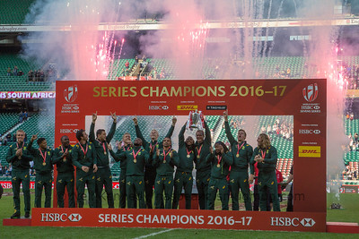 Blitzbokkes! South Africa win the 2017 World Series in London