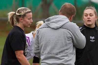 2013 Welsh Ladies Regionals Ospreys Scarlets