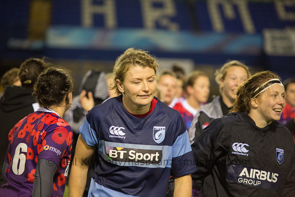 Cardiff Arms Park 8th Novenber 2014