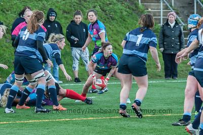 141228 Welsh Regionals 2 Blues Ladies v Ospreys Ladies