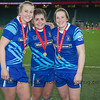 2015 BUCS Final, University of Gloucestershire v Cardiff Met at Twickenham Stadium, March 27th 2015