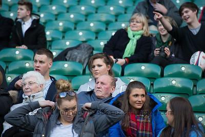 2015 BUCS Final, University of Gloucestershire v Cardiff Met at Twickenham Stadium, March 27th 2015