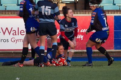 Try for Bethan Dainton