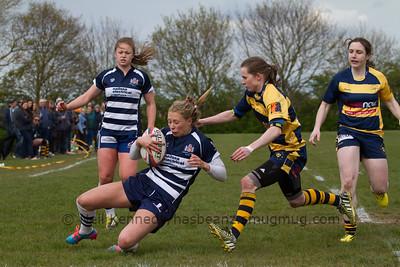 Senior Plate: Bristol v Worcester