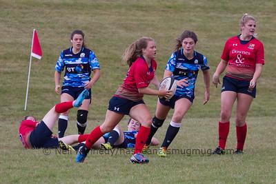 Scotland Women v Lichfield, Lichfield RFC, Lichfield, 27th August 2016