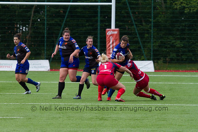 Scarlets vs Dragons, Welsh Regional XVs Rnd 1, Ystrad Mynach, 4th Sept 2016