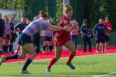 Scarlets v Blues, Welsh Regionals Rnd 2, Ystrad Mynach, 2nd October 2016