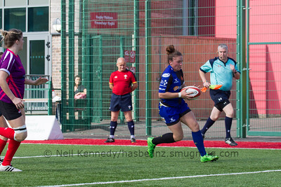 Dragons v Ospreys, Welsh Regionals Rnd 2, Ystrad Mynach, 2nd October 2016