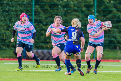 Dragons Women v Blues Women, Welsh Women Regional XVs Round 3, Centre Sporting Excellence,  Ystrad Mynach, 23rd October 2016