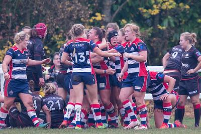 Bristol Ladies v Saracens, 30th October 2016, Cleve RFC