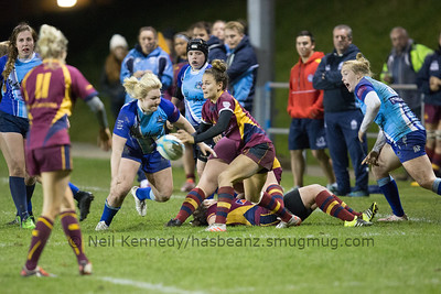 Cardiff Met Ladies v University of Gloucestershire, 2nd November 2016, Cardiff Metropolitan University.