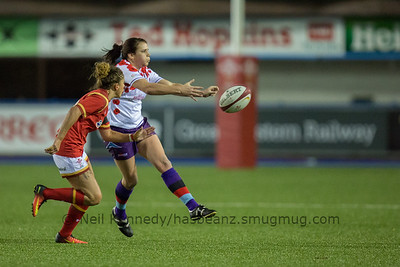 Carrie Roberts passing