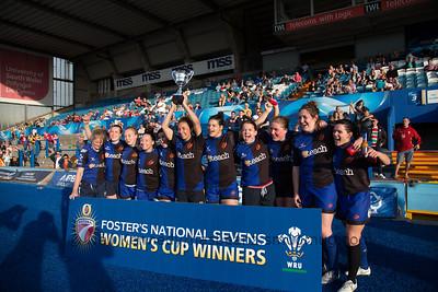 Dragons - Women's Cup Winners