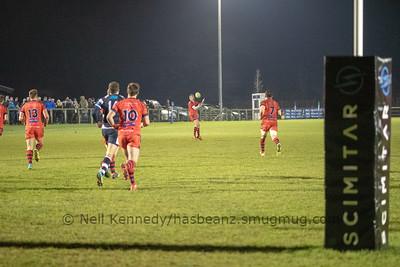 Worcester RFC v Stourbridge Lions, Weston Fields, Worcester, 15th Feb 2019