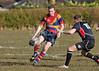 Lenzie v Cumbernauld, played at Lenzie on 2 March 2013