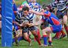 Strathendrick v Wigtownshire West Region Div 2 match played at Fintry on 24 November 2012.