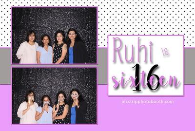 Ruhi's Sweet 16
