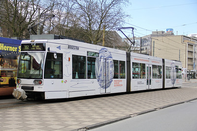 BOGESTRA Bochum_Gelsenkirchen 429 Goldbergstrasse Buer Mar 12
