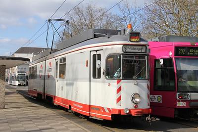 BOGESTRA Bochum_Gelsenkirchen 677 Goldbergstrasse Buer 4 Mar 12