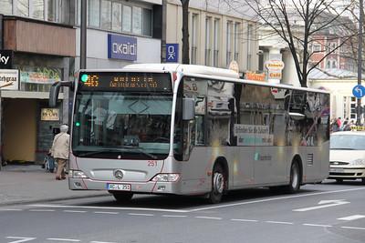 ASEAG Aachen 251 Kapuzinergraben Aachen Mar 12