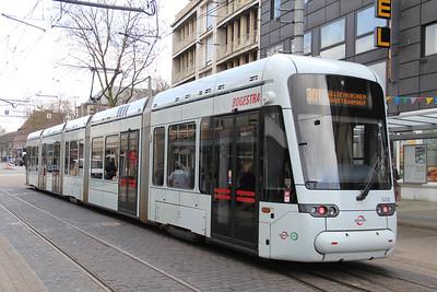 BOGESTRA Bochum_Gelsenkirchen 522 Goldbergplatz Buer Mar 12