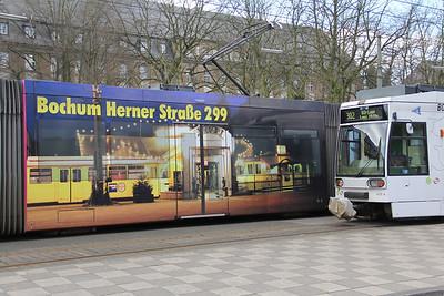 BOGESTRA Bochum_Gelsenkirchen 426_421 Goldbergstrasse Buer Mar 12