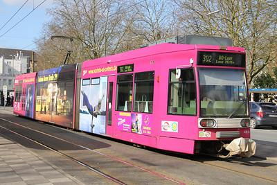 BOGESTRA Bochum_Gelsenkirchen 426 Goldbergstrasse Buer 3 Mar 12