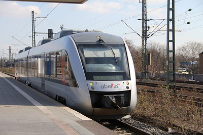 Abellio VT11003 Gelsenkirchen Hauptbahnhof Mar 12