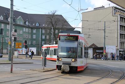 BOGESTRA Bochum_Gelsenkirchen 411 Goldbergstrasse Buer 1 Mar 12