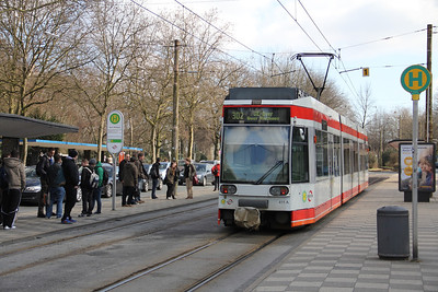 BOGESTRA Bochum_Gelsenkirchen 411 Goldbergstrasse Buer 2 Mar 12